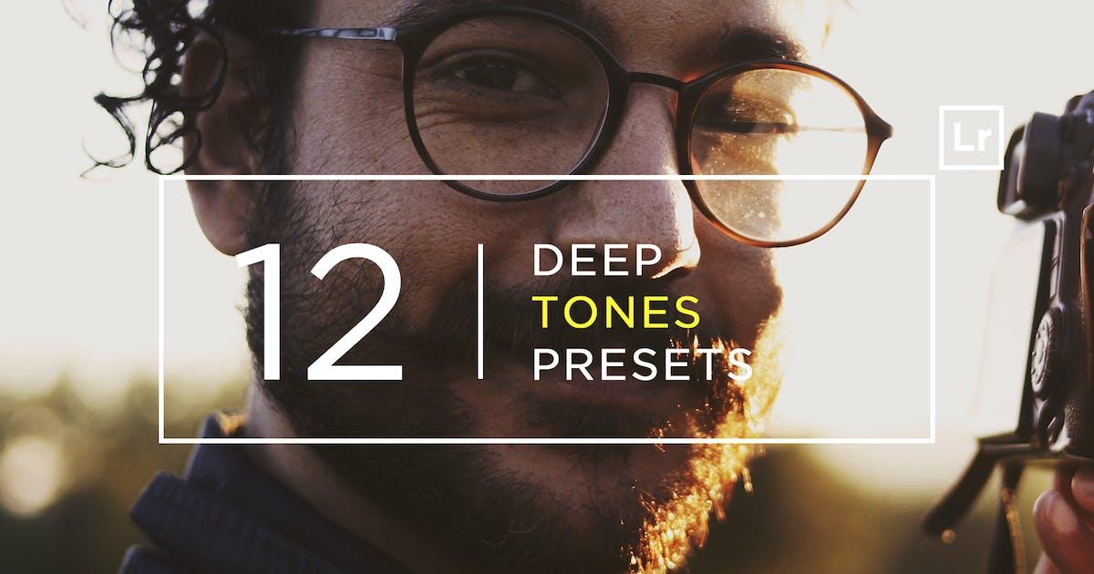 Download 12 Deep Tones Lightroom Presets by zvolia