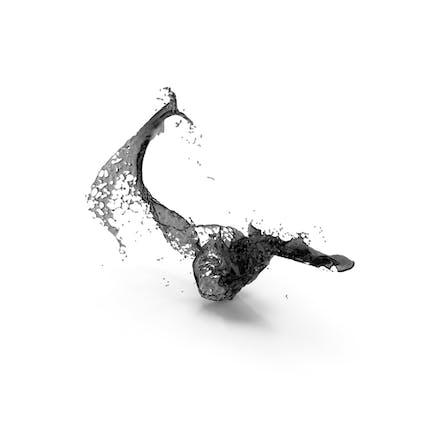 Splash Negro