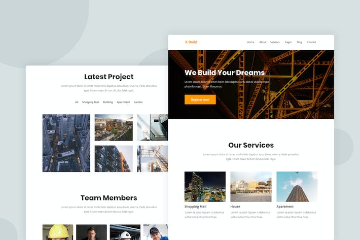 Thumbnail for Directory & Listing - Email Newsletter