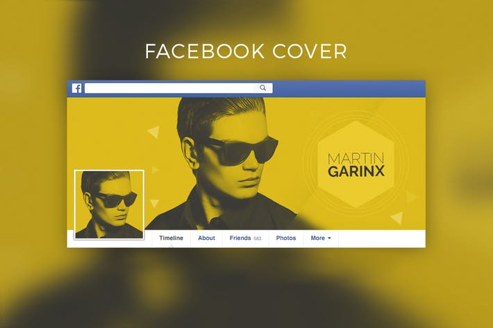 Thumbnail for DJ/Music Facebook Cover
