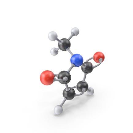 N-Methylmaleimide Molecule