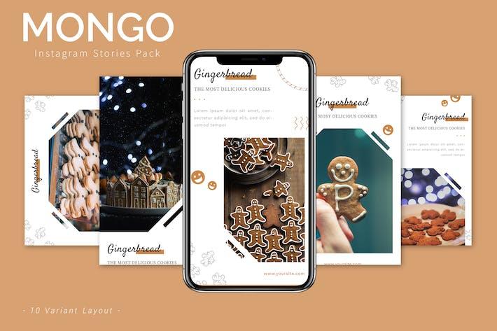 Thumbnail for Mongo - Pack histoire Instagram