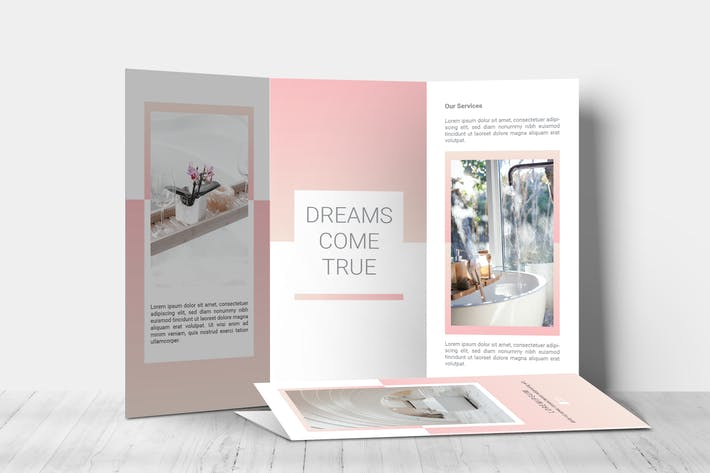 Thumbnail for Condominium – Trifold Brochure