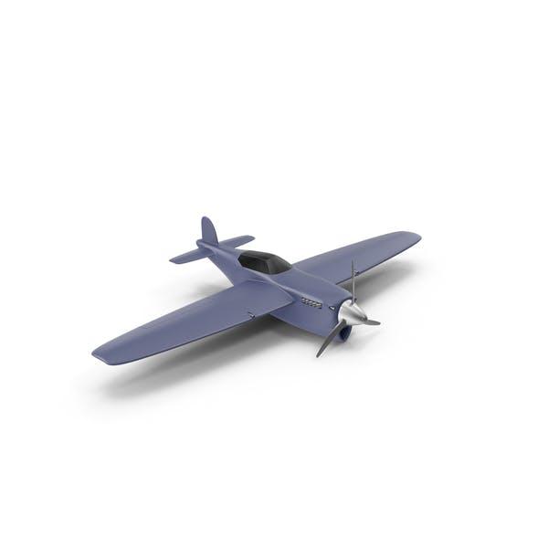 Игрушка истребителя WW2