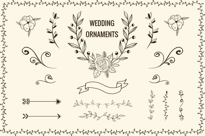 Thumbnail for Wedding Ornaments