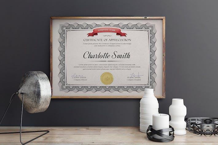 Thumbnail for Multipurpose Certificates II