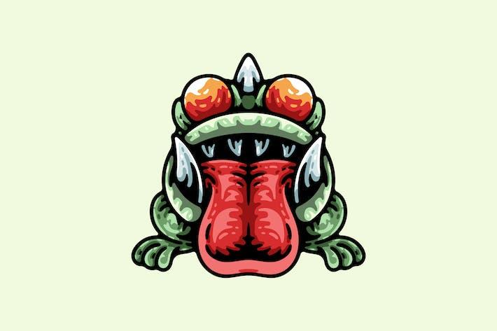 Demon Frog