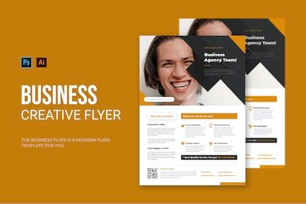 Bussines Agency - Flyer