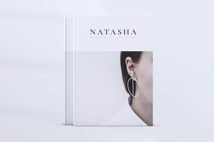 Thumbnail for NATASHA Minimal Lifestyle Magazines