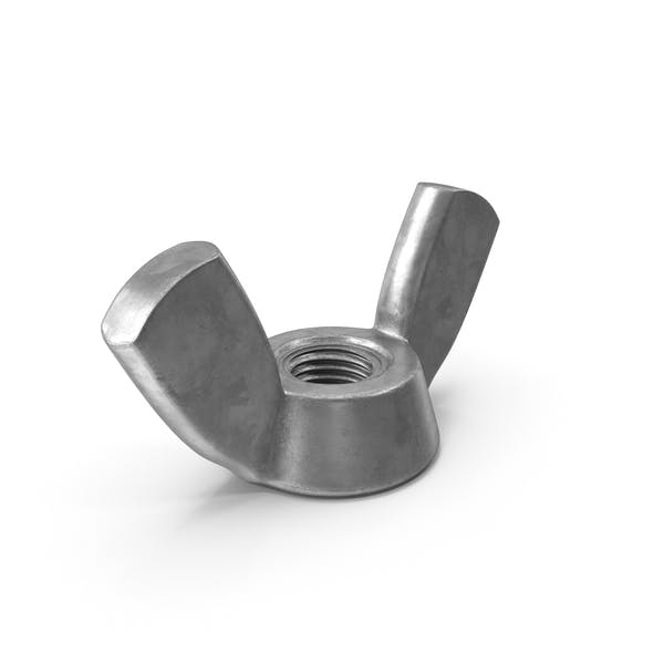 Cover Image for Industrial Wingnut