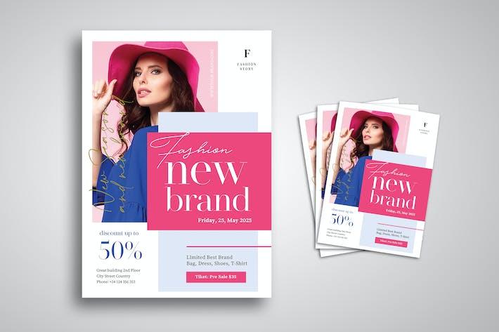 Thumbnail for Fashion Sale Flyer