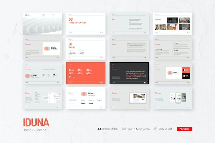 Thumbnail for Iduna - Powerpoint