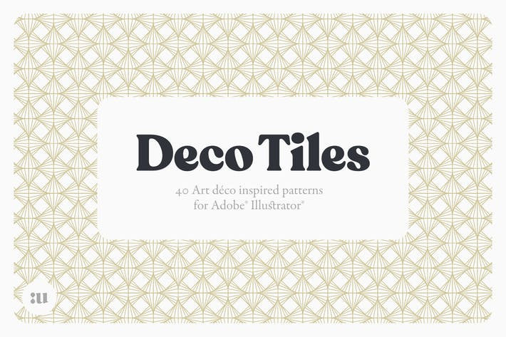 Thumbnail for Deco Tiles
