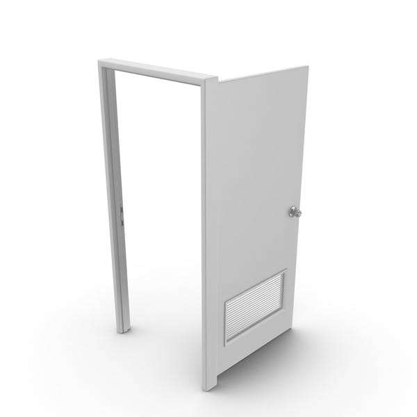 Cover Image for Commercial Door