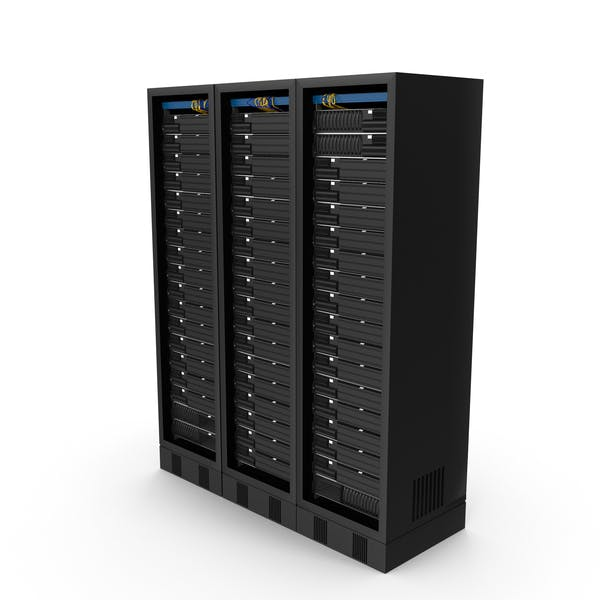 Cover Image for Server Rack