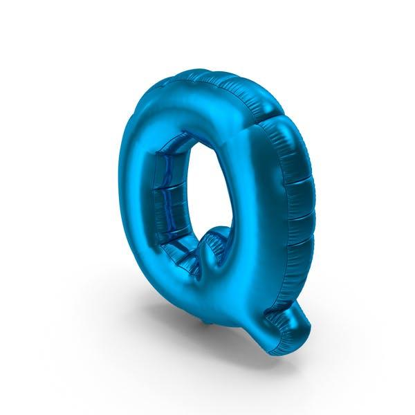 Thumbnail for Foil Balloon Letter Q