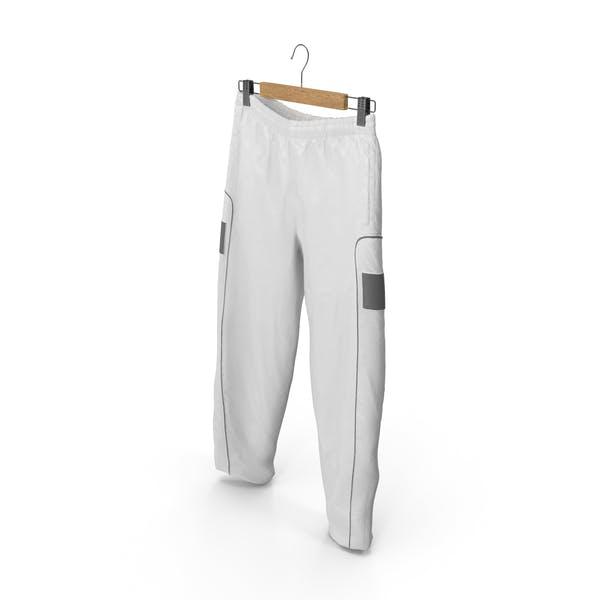Thumbnail for Sport Pants White
