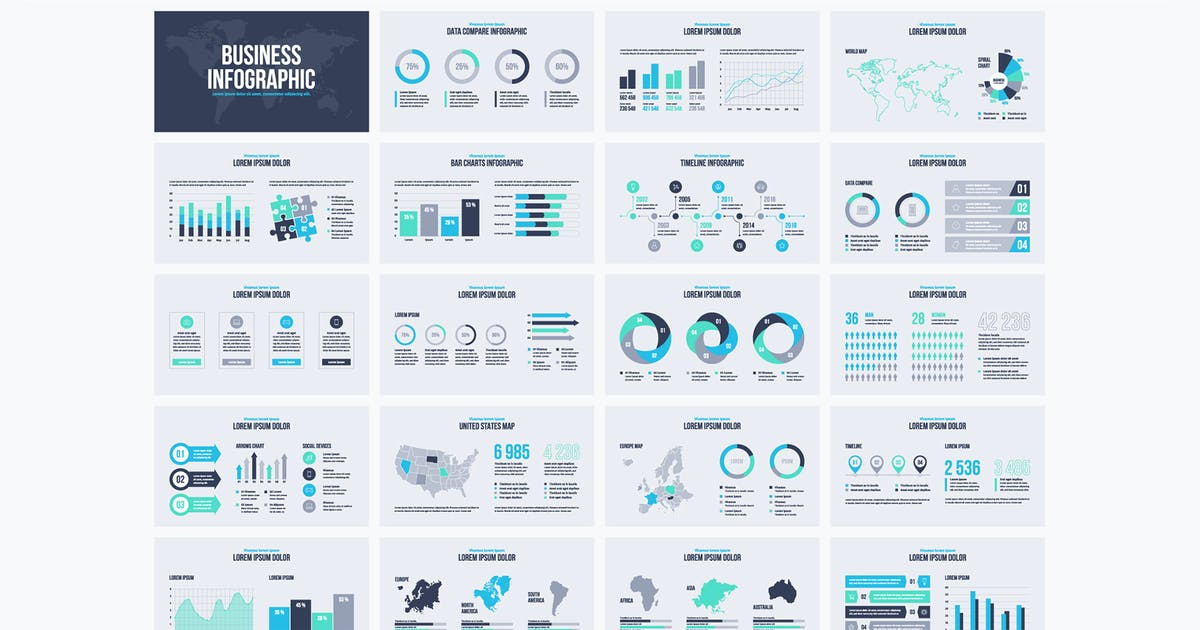 Download Infographic Presentation by Mileswork