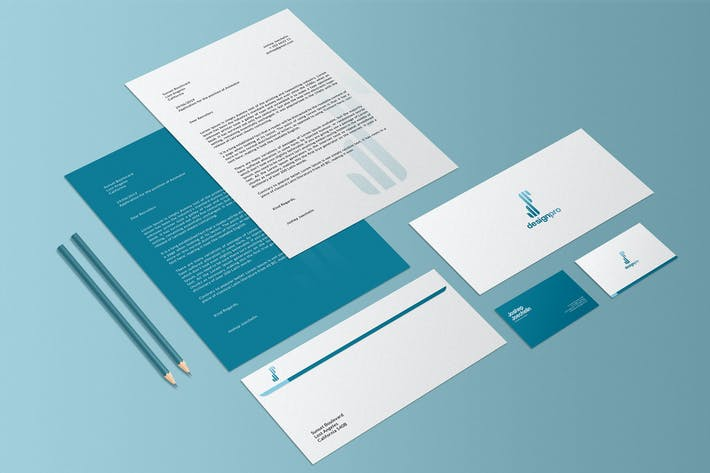 Thumbnail for Business Stationery Pack Vol. 03