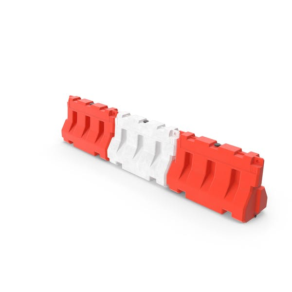 Road Safety Plastic Barricade