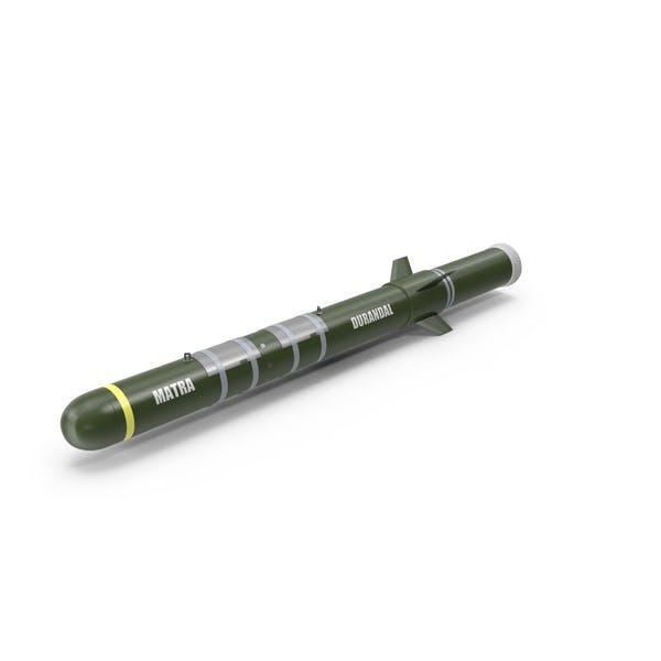 Aircraft Bomb BLU-107 Durandal