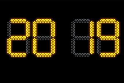 Concept on electronic scoreboard 02
