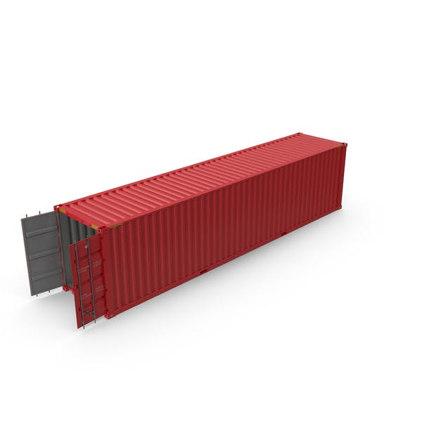 Thumbnail for 40 ft Long Shipping Container