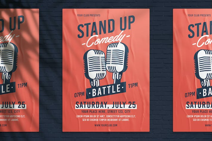 Thumbnail for Stand Up Comedy Battle