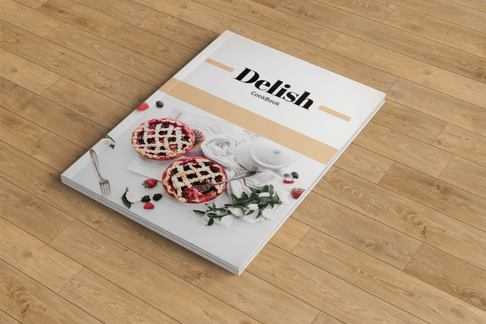 Thumbnail for Delish – Cookbook