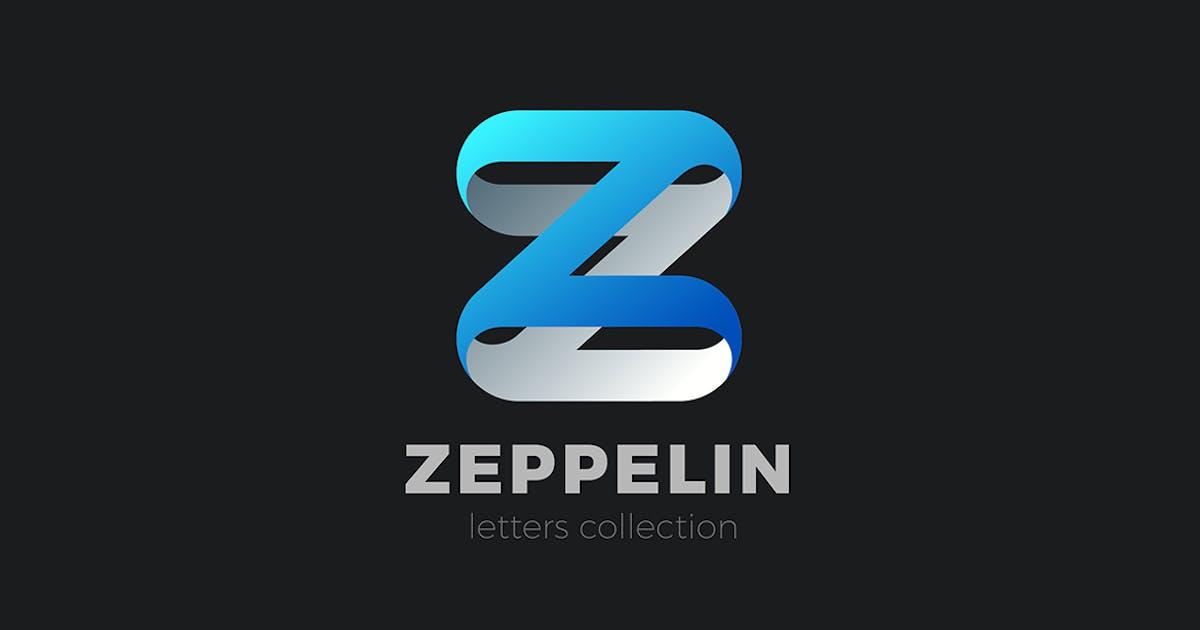 Download Letter Z Logo design 3D Ribbon style by Sentavio