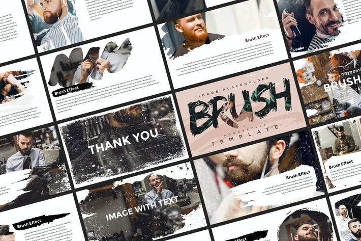 Thumbnail for Brush Style Presentation