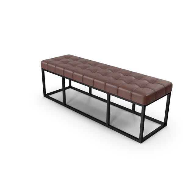 Thumbnail for Leather Bench