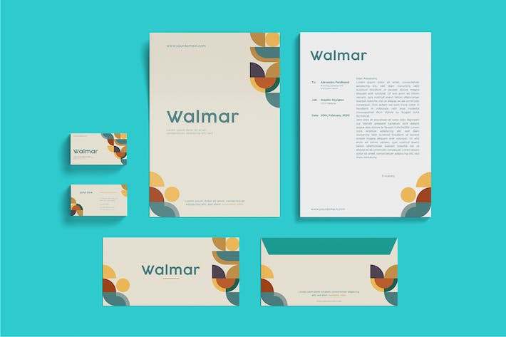 Thumbnail for Walmar - Stationery Kit