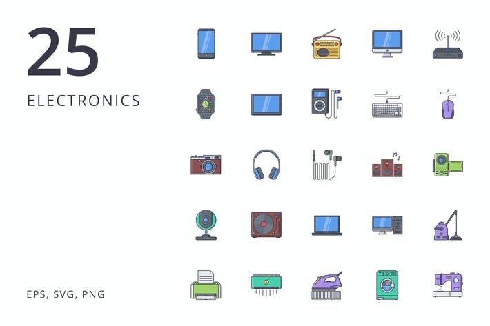Thumbnail for Electronics 25