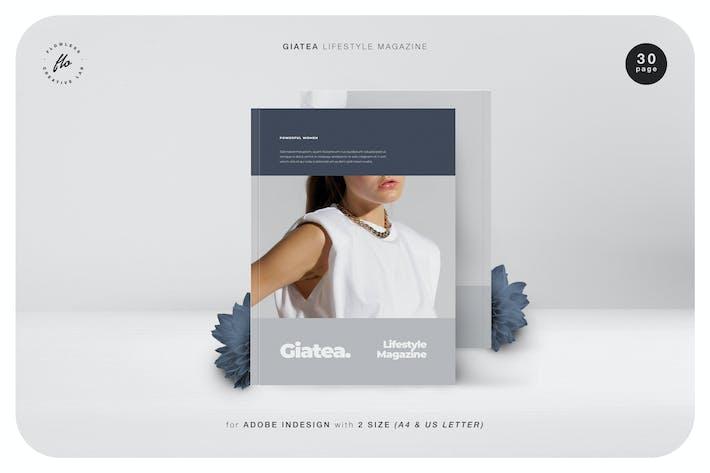 Thumbnail for Giatea Lifestyle Magazine