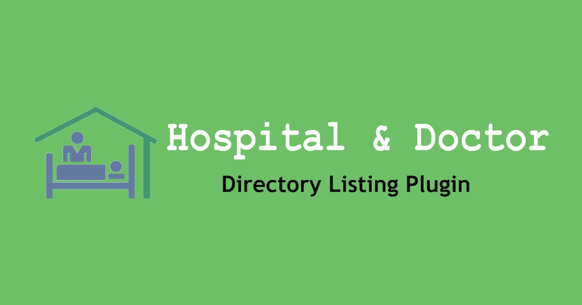 Download Hospital & Doctor Directory by e-plugins