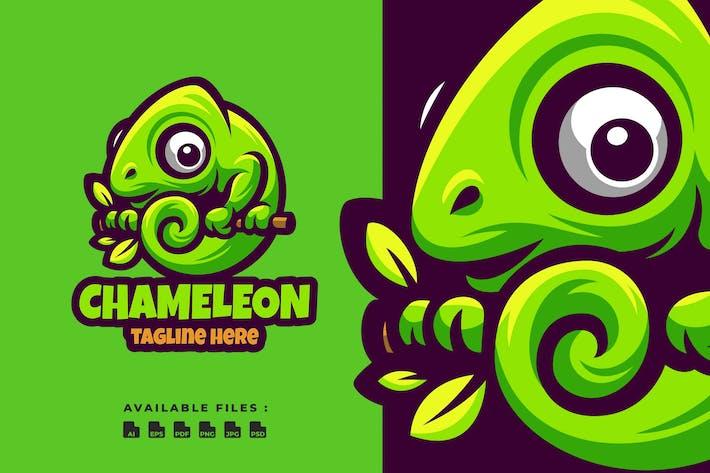 Thumbnail for Chameleon Playful Logo