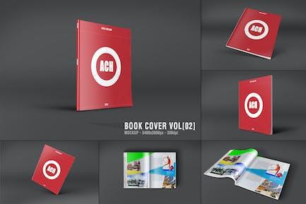 BOOK COVER MOCKUP [VOL2]