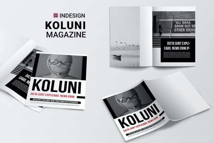 Thumbnail for Koluni | Magazine
