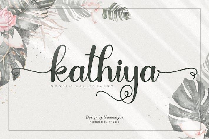 Guión Kathiya