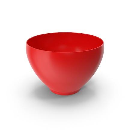 Decorative Vase Red