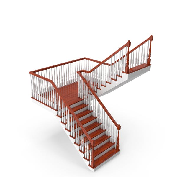 Thumbnail for Residential Staircase