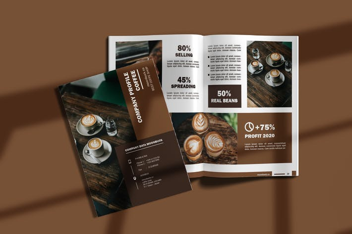 Thumbnail for Coffee shop - Cafe Restaurant Company Report