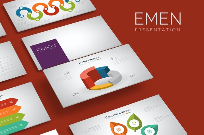 Thumbnail for EMEN Google Слайд