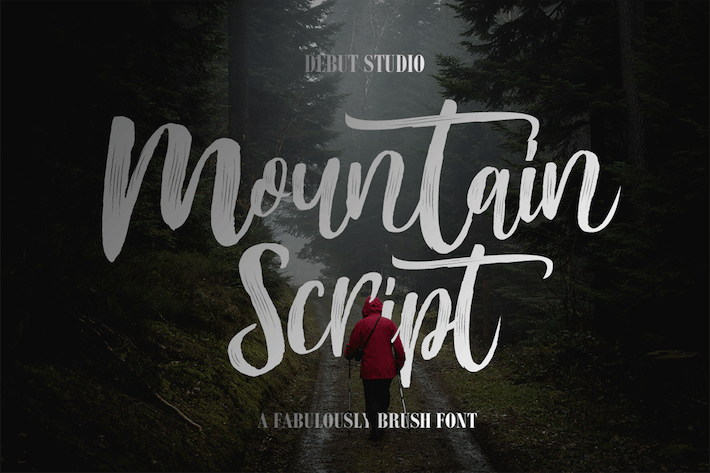 Thumbnail for Mountain Script