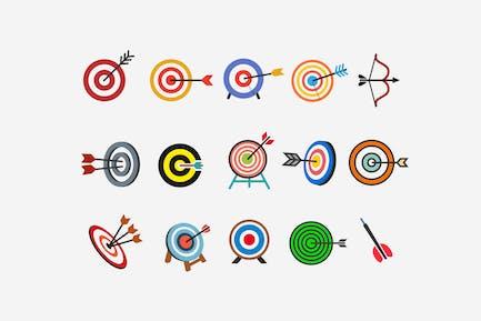 15 Target Icons