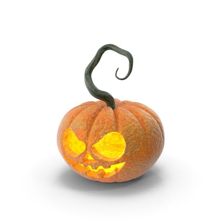 Halloween Jack O' linterna