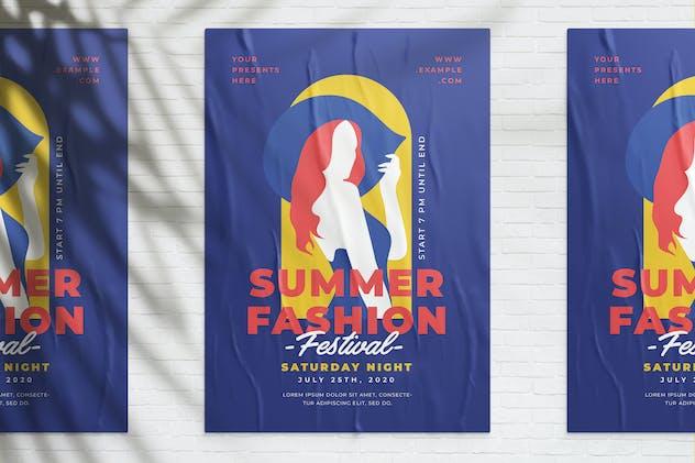 Summer Fashion Festival