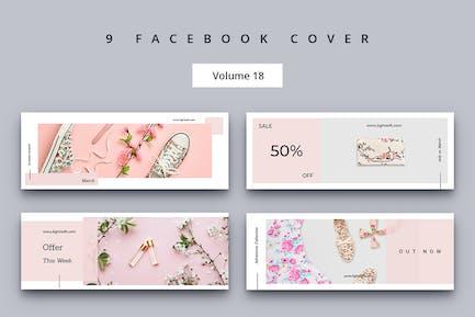 Facebook Cover Vol. 18