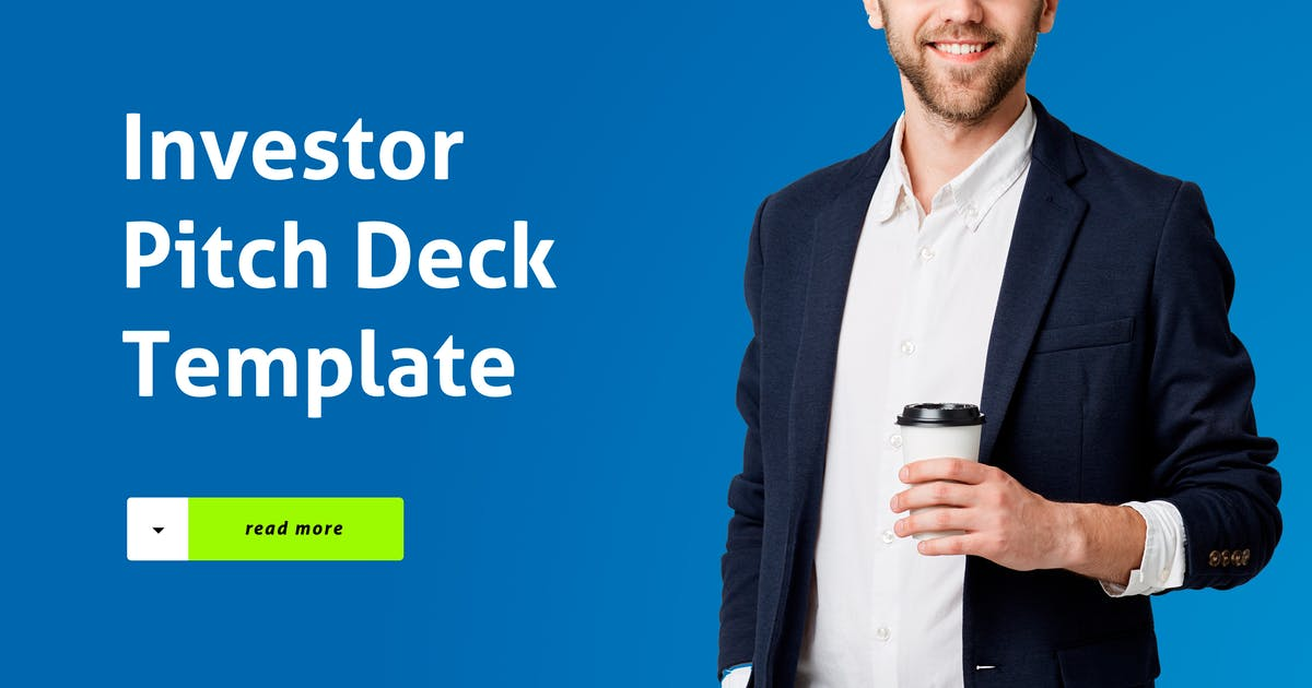 Download Investor Pitch Deck Template PowerPoint by Site2max